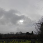 A bright spot in the sky!